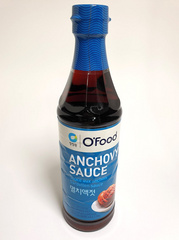 Fish Sauce Korean, Anchovy, 1kg