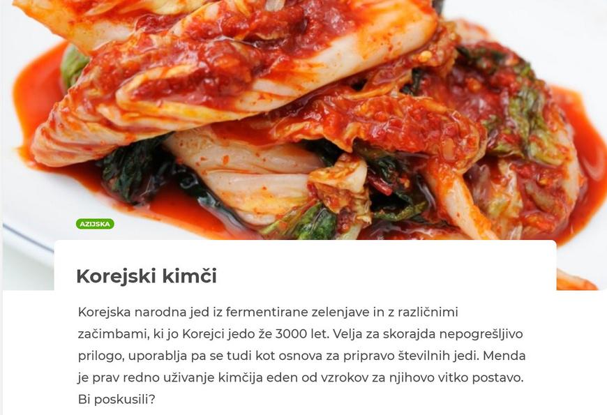 Slovenski kimči