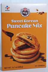 Palačinke MIX, CJ Beksul - Korean Pancake Powder, 400g, 백 설 호 떡 믹 스