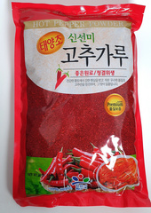 Čili - Gočugaru - Red Pepper Powder, Premium, 2,27Kg, 한 국 산 신 선 미 고 추 가 루